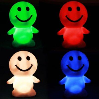 LED Stimmungslicht<br>Nachtlicht Smiley