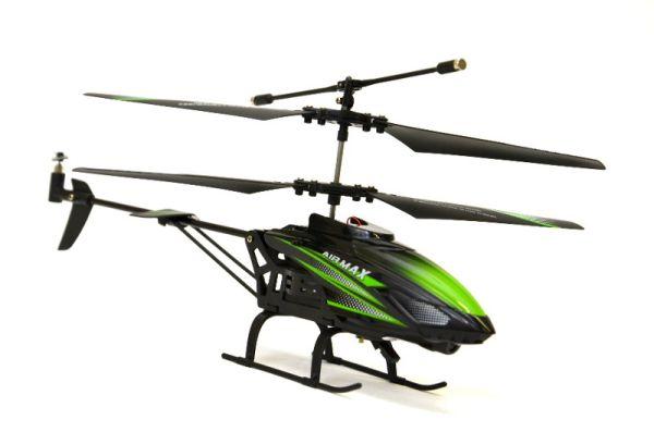 RC 3 Kanaal Mini<br> Helicopter,<br>aluminium  CX088  -G