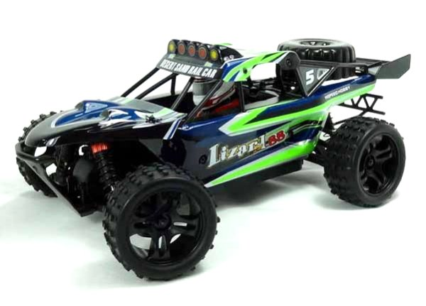 RC Buggy  HSP<br> Lizard  Tropy<br> Truck, 4WD -1:18 ...
