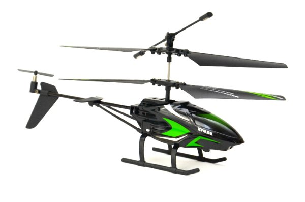 RC 3 Channel Mini<br> Helicopter,<br>aluminum  CX078  -G