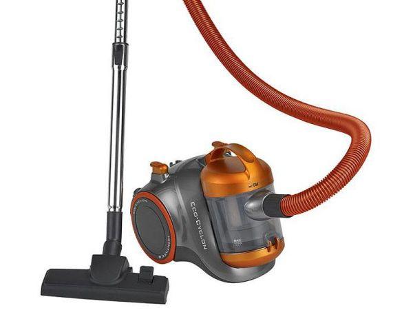 Clatronic<br> Bodenstaubsauger<br>BS 1293 orange-grau