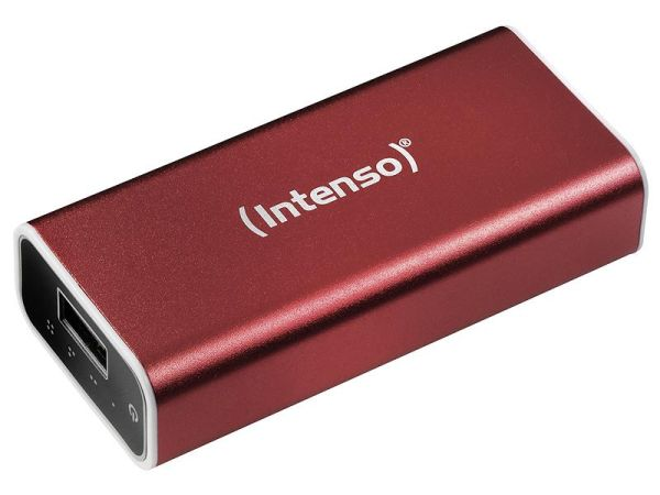 Intenso Power Bank<br> Portable Battery<br>5200mAh A5200