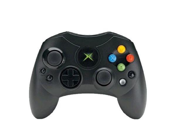 Shock Controller S<br> (Schwarz DSX-801)<br>für Xbox
