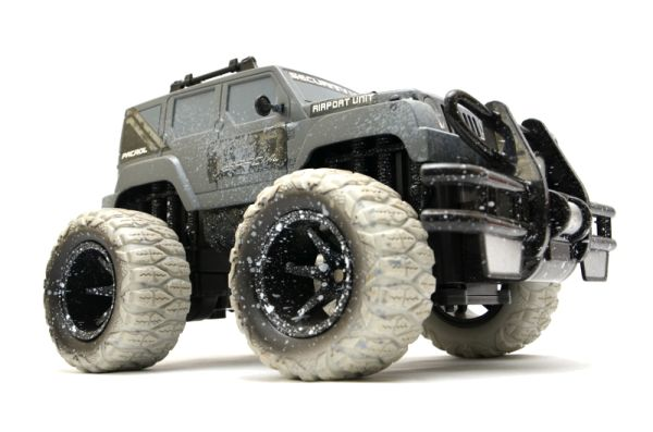 RC Monster Truck<br> Hummer 1:16 -07<br>model -Super In