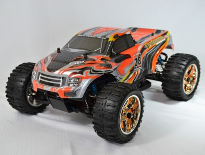 RC Monstertruck<br>  HSP Brontosaurus<br>Pro 2  1:10 Brus