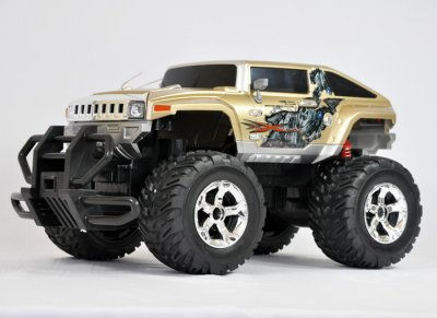 RC Monster Truck<br>Hummer 1:12 - 819