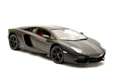 RC Car Lamborghini<br> Aventador with<br>license-1 :14 Bl