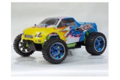 RC Car Monster<br> Truck &quot;Torche<br>Pro&quot; 1:10 B