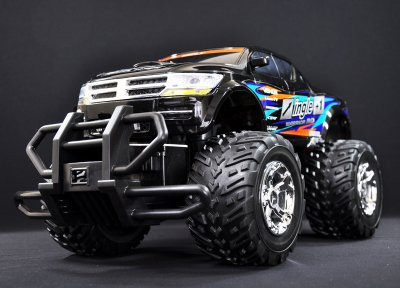 RC Auto 1:12<br>Monster Truck, Ingle