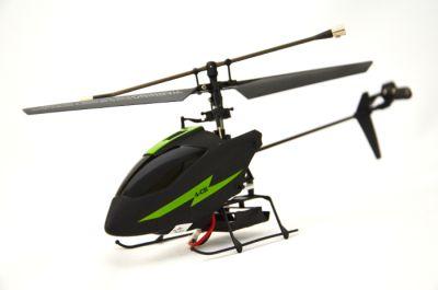 RC Mini Single<br> Rotor Hubschrauber<br>4 Kanal  917  Gy