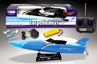 RC Speedboot<br>  Torpedo 2062  -<br>75cm - Neuheit