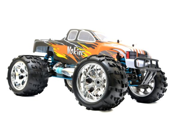 RC Verbrenner<br> Monstertruck<br>  Nokier  18cxp ...