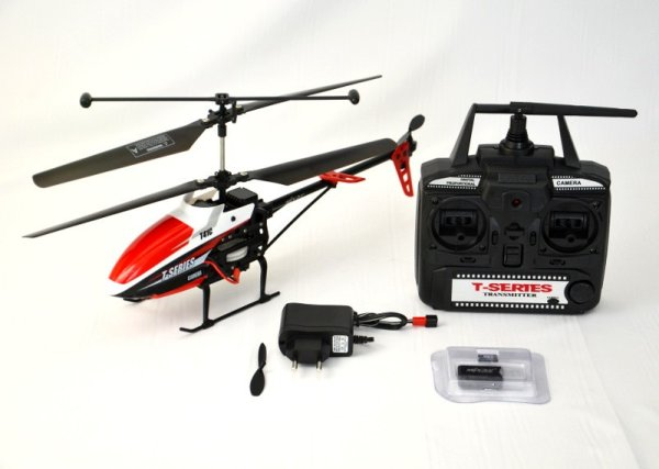 Bware / defect MJX<br> T641 helicopter<br>with camera