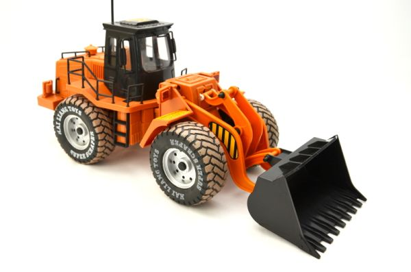 RC Baufahrzeug,<br> Bagger, 3 Kanal,<br>Maßstab 1:18+Akku