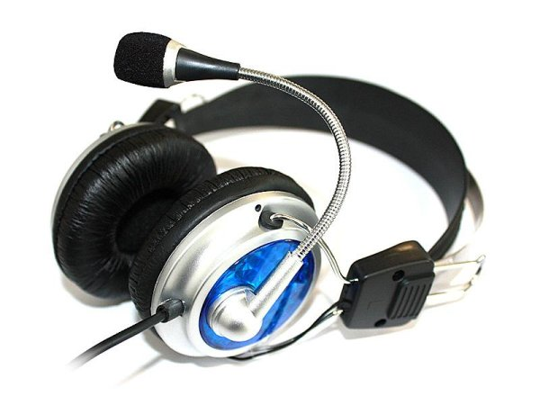 Stereo Headset<br> Mod. 3012 SR-611<br>(Extra Comfort)
