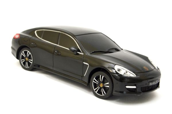 RC Car Porsche<br> Panamera Turbo S<br>with license - 1:2