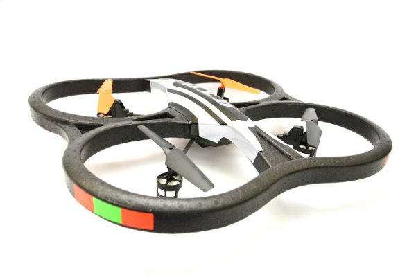 RC 4.5 channel 2.4 GhZ UFO with HD camera Quadroco