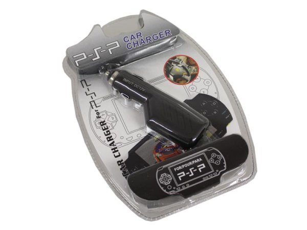 Car Charger / Car<br>Charger for PSP