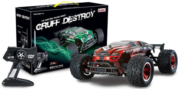 RC Monster Truck<br>  701Pro  1:12<br>Modell 2014, 4WD -