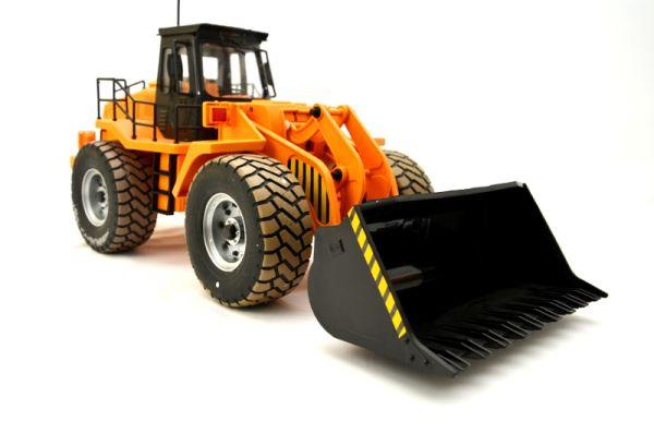 RC Baufahrzeug,<br> Bagger, 3 Kanal,<br>Maßstab 1:10+Akku