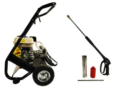 Professional<br> Pressure Washer<br> 3500 PSI, 240 bar, ...
