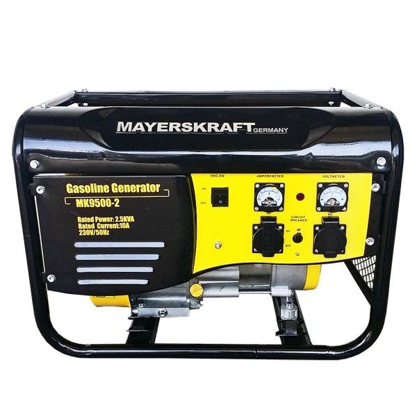 Mayerskraft<br> MK9500-2<br> Stromgenerator ...