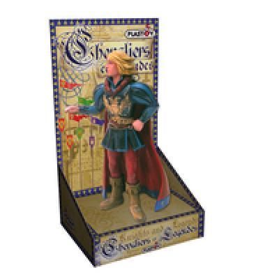 Plastoy edler<br> Prinz blau auf<br>Kartonverpackung !!!