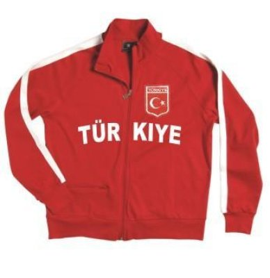 Zip Jacket Turcji<br> !!! Euro 2016 !!!<br>Topp !!!