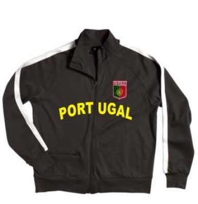 Zip Jacket<br> Portugalii !!!<br> Euro 2016 !!! Topp ...
