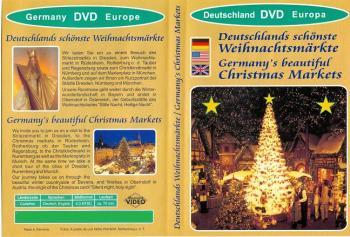 DVD Deutschlands<br> schönste<br>Weihnachtsmärkte !!!