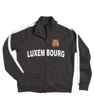 Kurtka zip<br>Luksemburg! Topp!