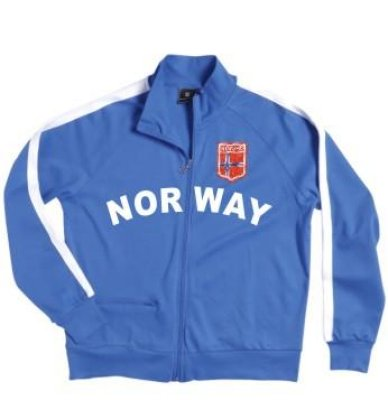 Zip Jacket<br> Norwegii !!! Euro<br>2016 !!! Topp !!!