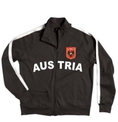 Zip Jacket Austria<br> !!! Euro 2016 !!!<br>Topp !!!