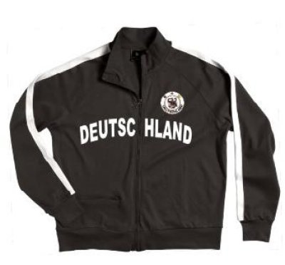 Zip Jacket Niemcy<br> logo !!! Euro 2016<br>!!! Topp!
