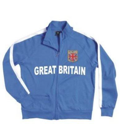 Zip Jacket UK! Topp!
