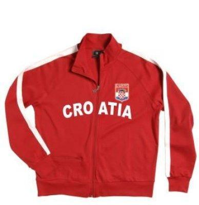 Zip Jacket<br> Chorwacji !!! Euro<br>2016 !!! Topp !!!