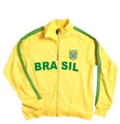 Zip Jacket<br> Brazylii !!! Topp<br>!!!
