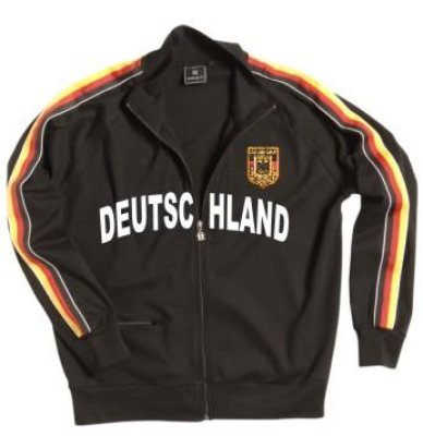 Zip Jacket Niemcy<br> !!! Euro 2016 !!!<br>Topp !!!