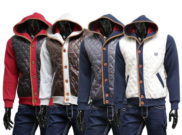 Men&#39;s Long<br> Sleeve Men&#39;s<br>Sweat Jacket Tops
