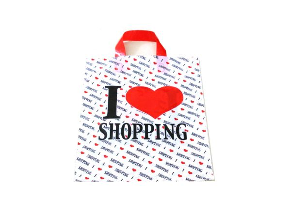 Fashionable Tote<br>Bags Plastic bags