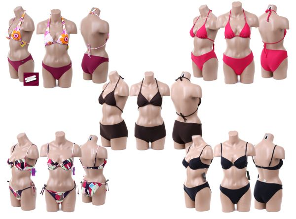 Original Buffalo<br> and Lascada Bikini<br>Bikinis