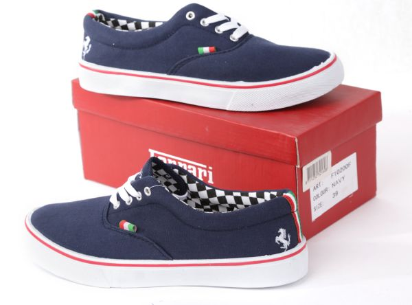 Original Ferrari Sneaker Shoes Shoes Sports Shoes