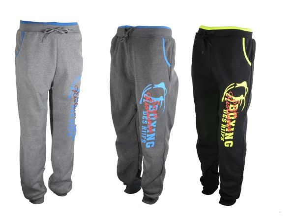 Mens Jogging Pants<br> Sport Trousers<br>Leisure Training