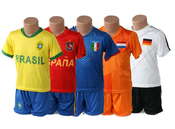 2014 World Cup Kids Kids Tricot jersey De It Nl