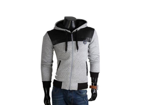 Męska bluza Sweat<br> Jacket Bluzy<br>przejścia