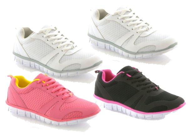 Damen Sneaker<br> Schnür Schuhe<br> Schuh Shoes ...