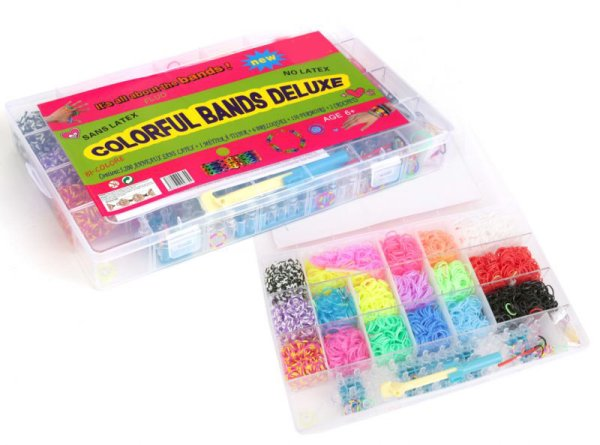 XL2-starter Loom<br> Ribbon Ribbons<br>Bracelets Crafts