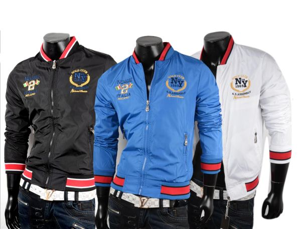 Men's Sports Jacket Jackets College Jacket