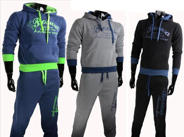 Jogging suit<br> sports suit<br>Leisure Tracksuit