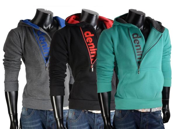 Herren Strick<br> Pullover Shirts<br>Pulli Sweatshirts